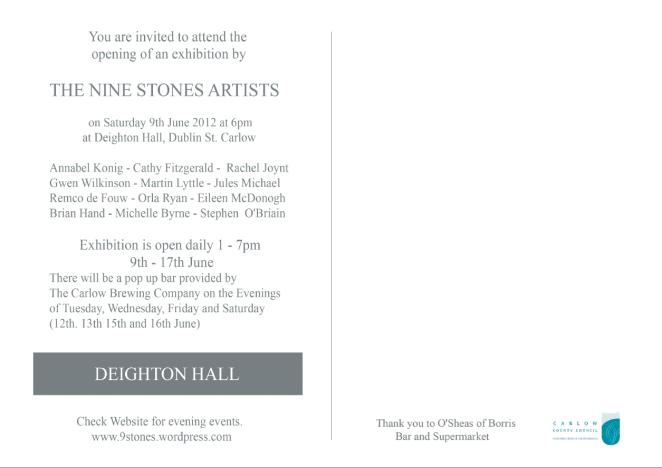 exhibtion details