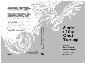 image of book cover The Great Turning 2013