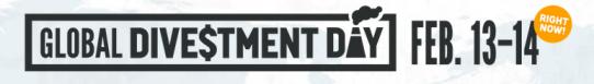 Global #Divestment Logo feb 13-14 2015